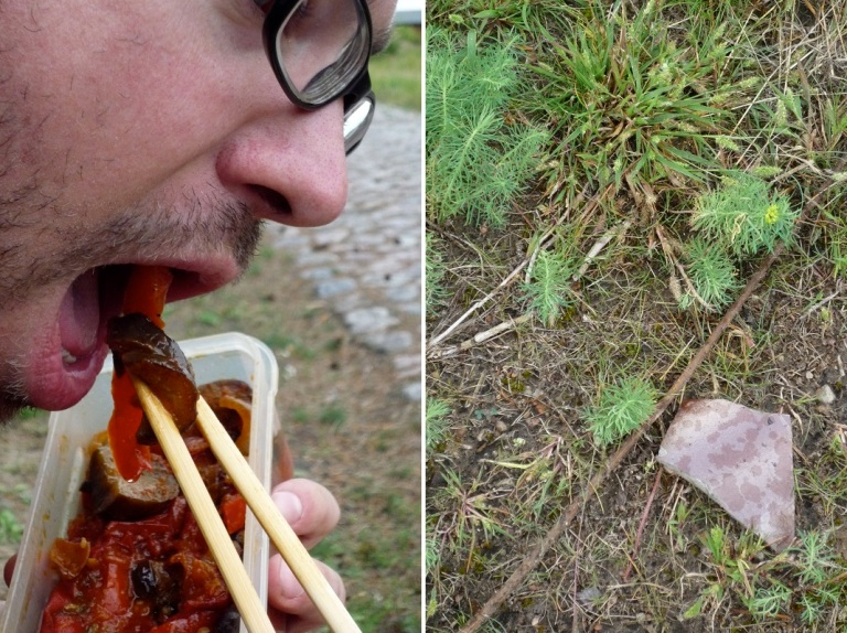 # 152 Eat Favorite Food ... with Pierre
