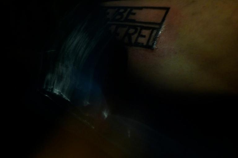 # 87 Tattoo ... with Vladimir