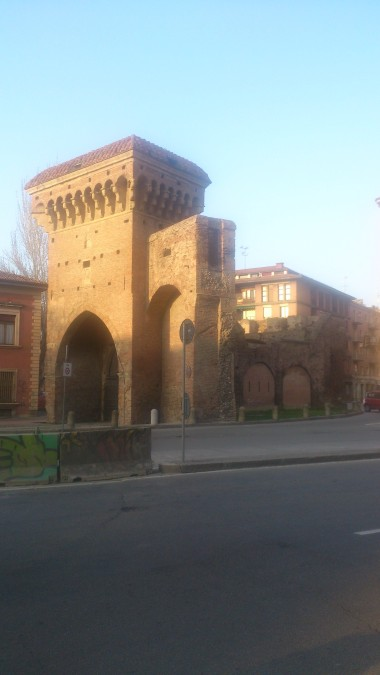 Porta San Donato is the University gate