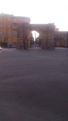 Porta Maggiore in the romantic Emilia Romagna twilight
