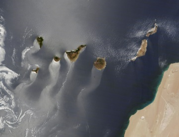 2014 Canary Islands by NASA